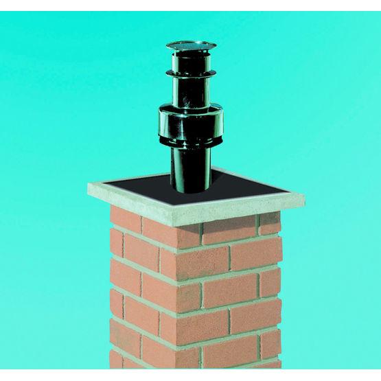 conduits pour chaudi re condensation en r novation