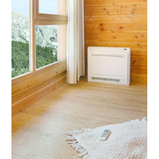 Console int rieure de 3 5 ou 5 3 kw de puissance skc 053 for Climatiseur soonko