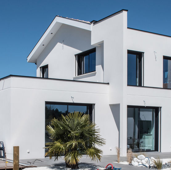 couvertine aluminium en continu avec profil sur mesure annapurna dal alu. Black Bedroom Furniture Sets. Home Design Ideas