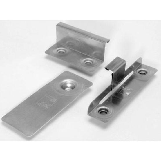 Couverture zinc joint debout ou tasseaux sur support for Couverture en zinc joint debout