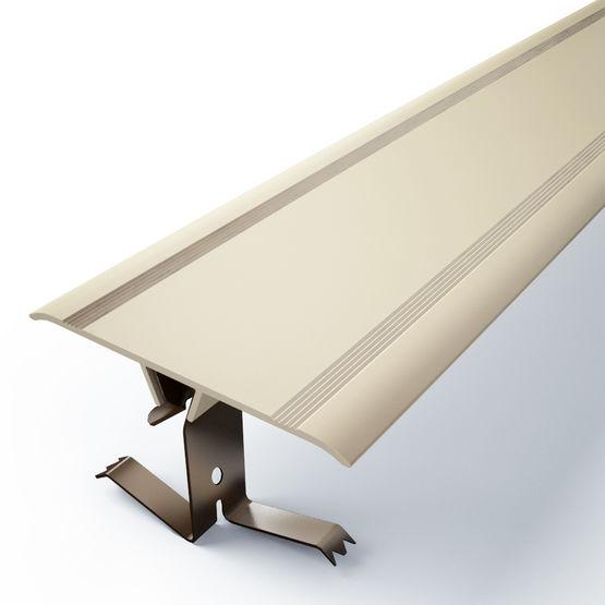 couvre joint clipser pour habillage de murs et fa ades gv2 veda france. Black Bedroom Furniture Sets. Home Design Ideas