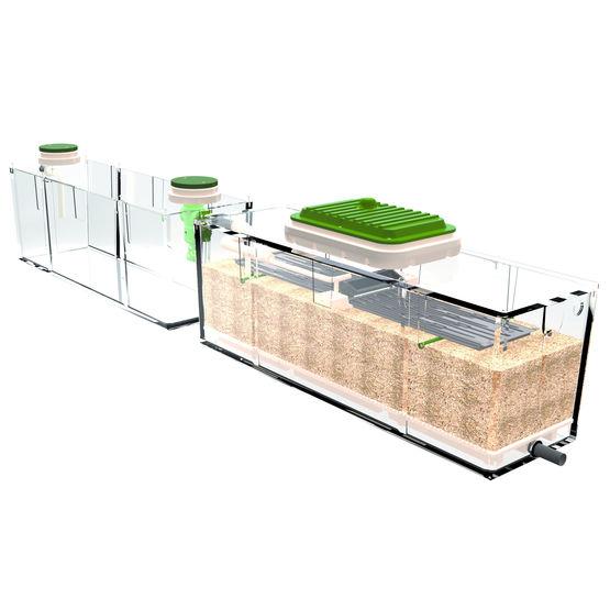 cuve filtre coco compact pour fili re compl te ou r habilitation apc premier tech aqua purflo. Black Bedroom Furniture Sets. Home Design Ideas