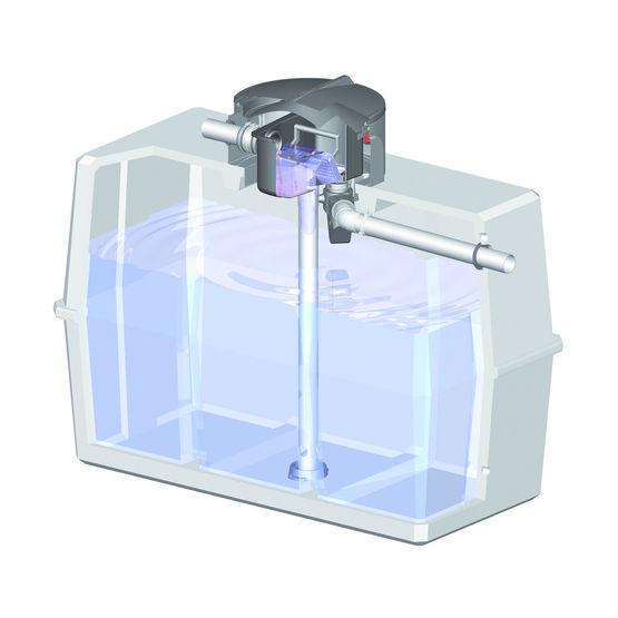 cuve b ton pour r cup ration des eaux de pluie pack 39 eau stockage b ton sebico. Black Bedroom Furniture Sets. Home Design Ideas