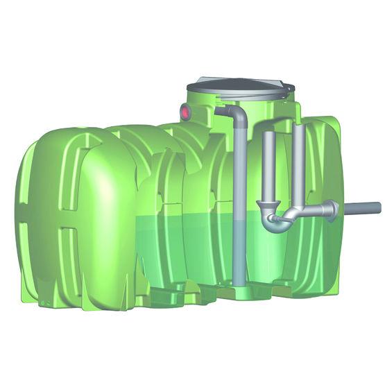 cuve pour stockage et r utilisation d 39 eaux pluviales pack 39 eau grands volumes sebico. Black Bedroom Furniture Sets. Home Design Ideas