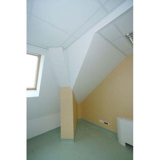 dalle de plafond hygi ne renforc e gyprex asepta placo. Black Bedroom Furniture Sets. Home Design Ideas