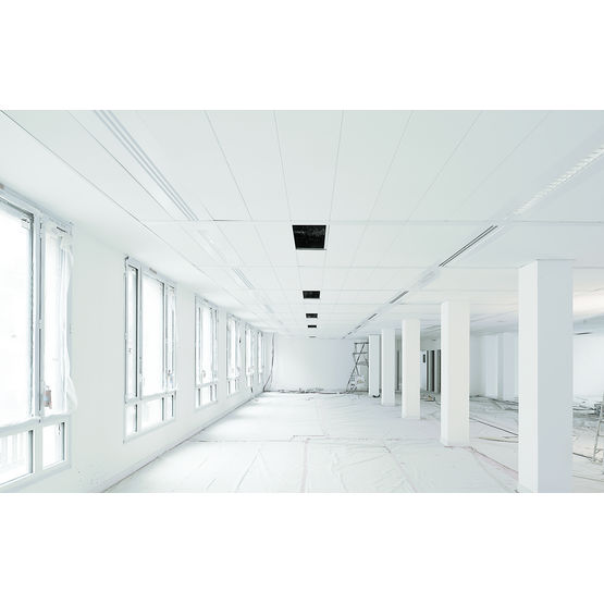 dalle de plafond acoustique jusqu 30 mm d paisseur et 62 5 cm de c t thermatex db. Black Bedroom Furniture Sets. Home Design Ideas