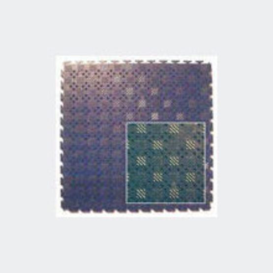 dalles caillebotis en pvc assemblage par embo tement lock mat lock tile. Black Bedroom Furniture Sets. Home Design Ideas
