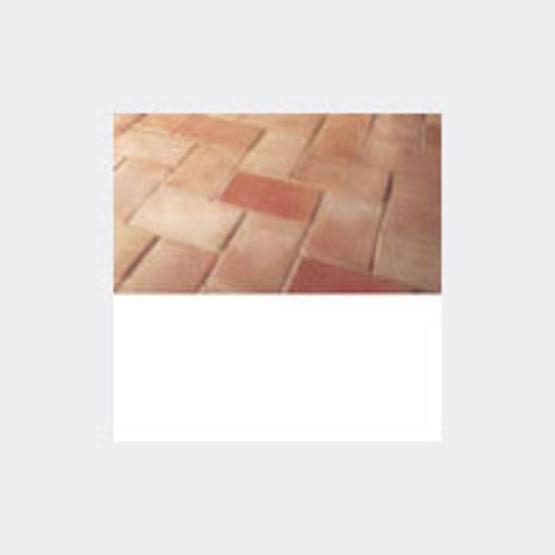 dalles de terre cuite d'aspect nuagé en cinq formats | carreaux de
