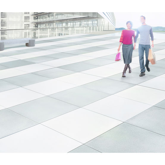 Dalles En Bton Grand Format Pour Espaces Extrieurs  Dalles