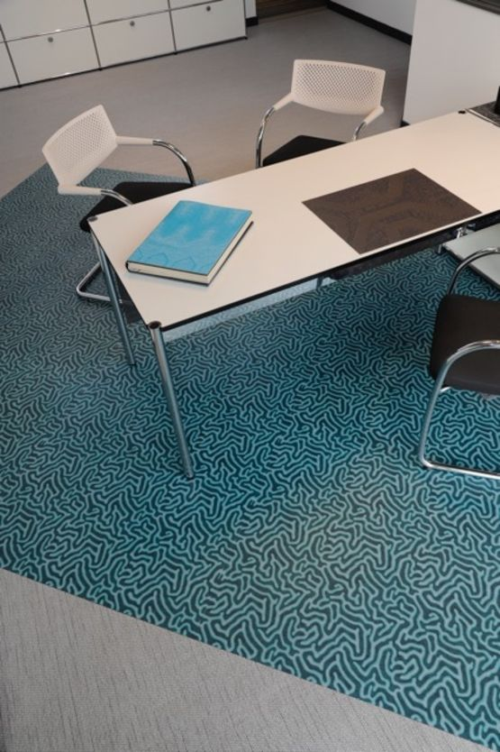 Dalles LVT de grand format antiglisse | Collection Arkit - Dalles en PVC