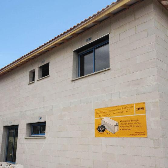 Dalles pour toitures et planchers porteurs en b ton cellulaire - Beton cellulaire ytong ...