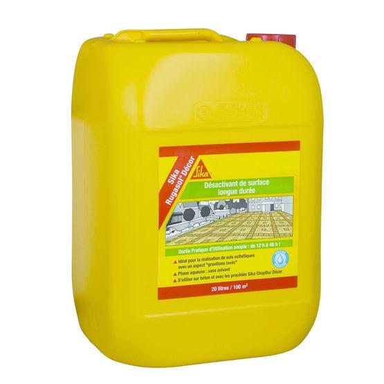 Hydrofuge de surface sika for Hydrofuge sika liquide