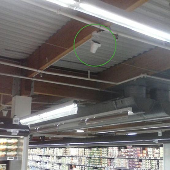 D stratificateur thermique jusqu 39 5 m de hauteur sous plafond warmy 200 m h warmy home - Hauteur sous plafond standard ...