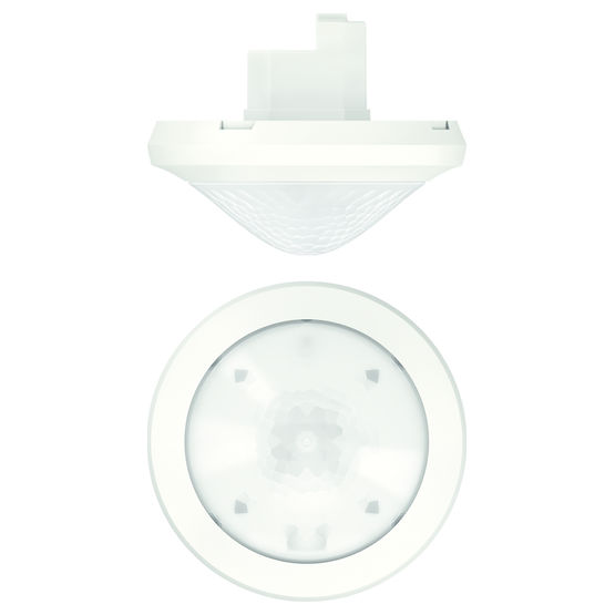 D tecteur de pr sence passif infrarouge d tection - Detecteur de presence exterieur 360 ...