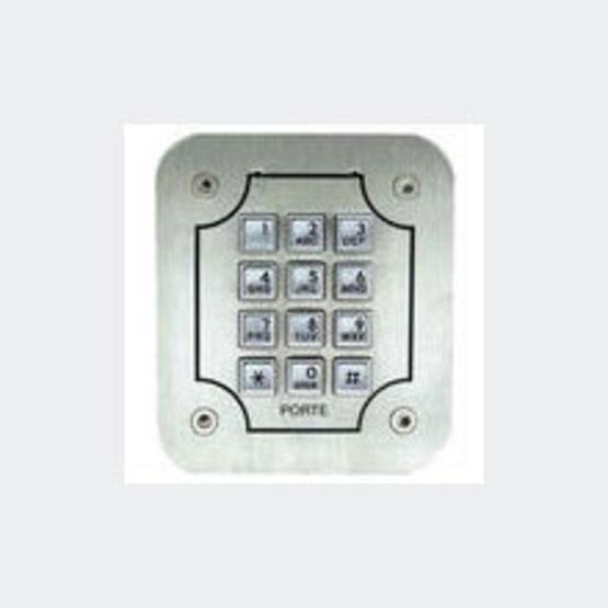 digicode inox encastr avec touches en braille caa cdvi france. Black Bedroom Furniture Sets. Home Design Ideas
