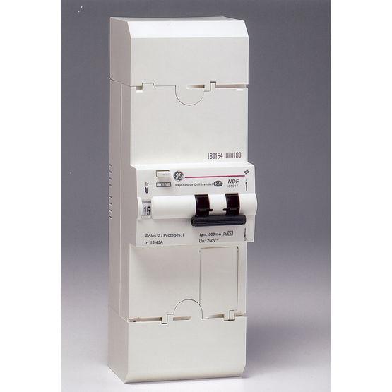 disjoncteurs de branchement pour installation tarif bleu elfa ge energy solutions. Black Bedroom Furniture Sets. Home Design Ideas