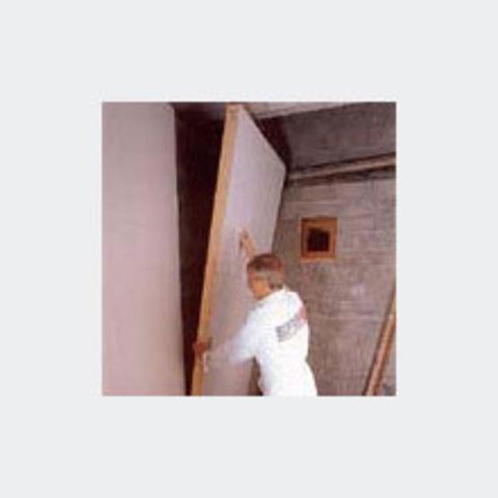 Doublage isolant polyur thane parement pl tre sis r ve for Isolant mur exterieur