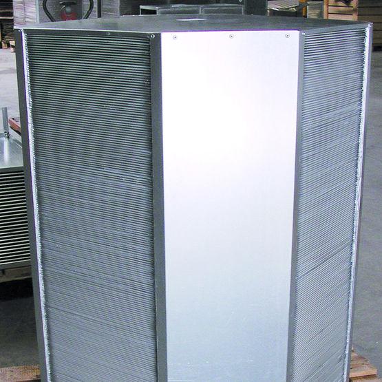 echangeur air air maison Echangeur thermique à plaques à contre-courant | Echangeurs thermiques