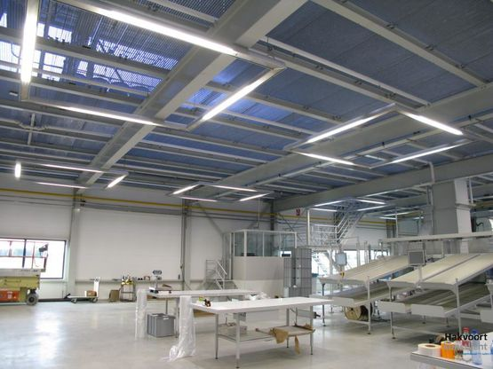 Eclairage articifiel LED intelligent - Structures lumineuses