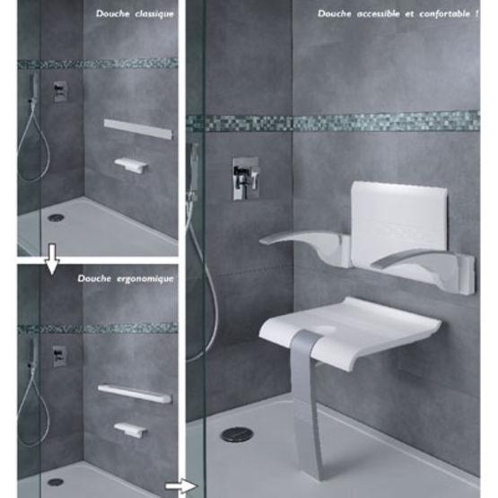 El ments amovibles et interchangeables pour l - Accessoires sanitaire pour handicapes ...