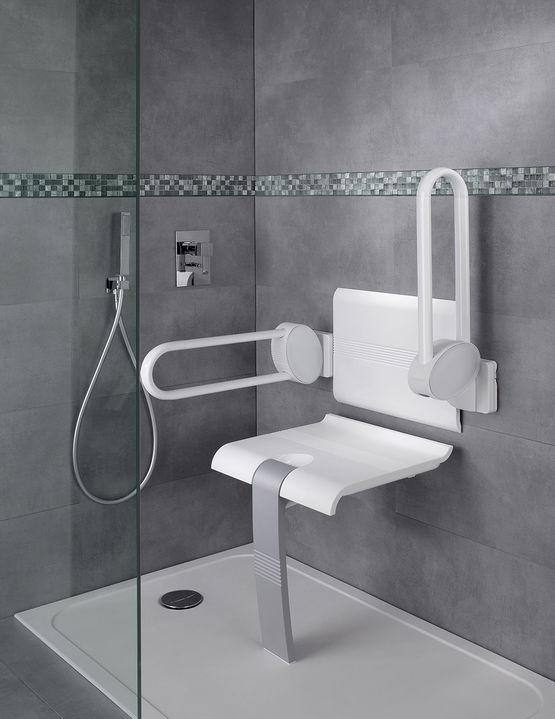 PMR : aménager une salle de bain design et ergonomique en ...