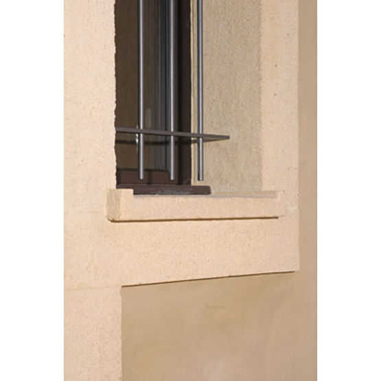 El ments d coratifs en b ton d 39 aspect pierre rouvi re collection - Colonne beton decoratif ...