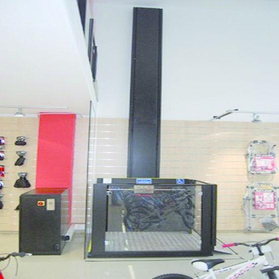 el vateur vertical el vateur pour pmr plateforme monte escalier eurodock. Black Bedroom Furniture Sets. Home Design Ideas