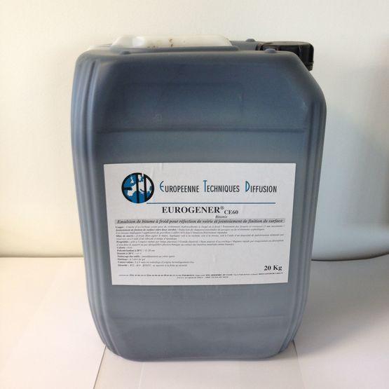 Emulsion de bitume froid pour r fection de voirie et - Bitume a froid ...