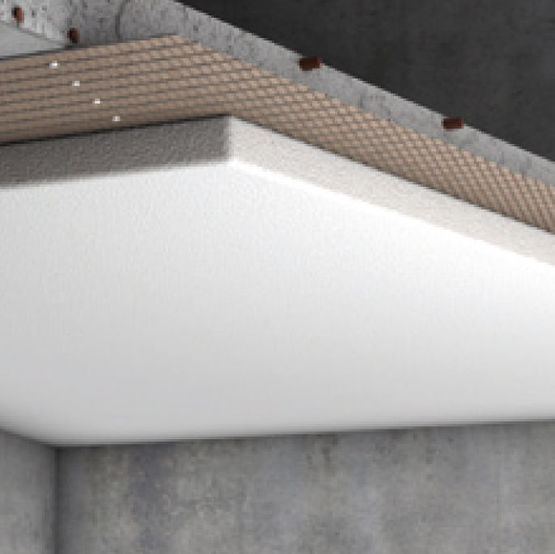 Enduit d 39 isolation thermique et acoustique par projection for Enduit isolant thermique interieur