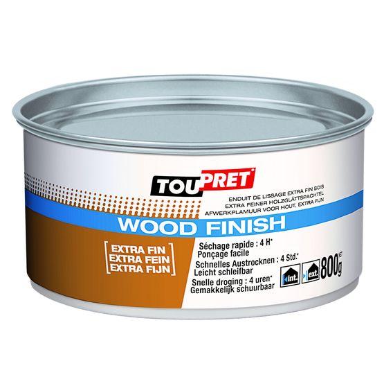 Enduit De Lissage Pour Boiseries Intérieures Ou Extérieures | Toupret Wood  Finish