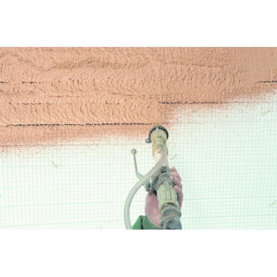 Enduit pais sur polystyr ne expans parexlanko for Enduit sur polystyrene extrude