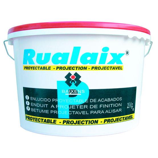 Enduit Intrieur De Lissage  Projection Airless tiquette Bleue