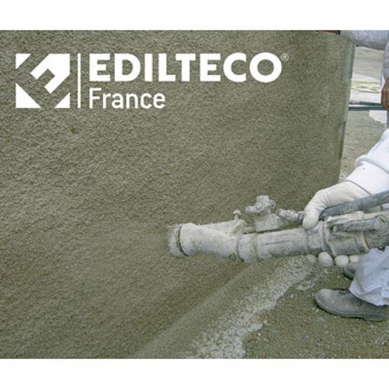Enduit l ger isolant projeter pr t l 39 emploi edilteco - Ciment pret al emploi ...