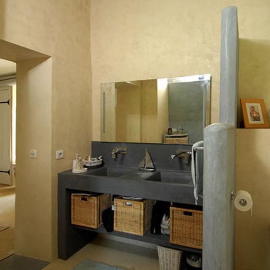 enduits d coratifs effet b ton cir microb ton pour enduit effet b ton cir rouvi re. Black Bedroom Furniture Sets. Home Design Ideas