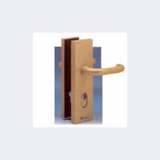 ensemble blind pour porte pali re vachette assa abloy. Black Bedroom Furniture Sets. Home Design Ideas