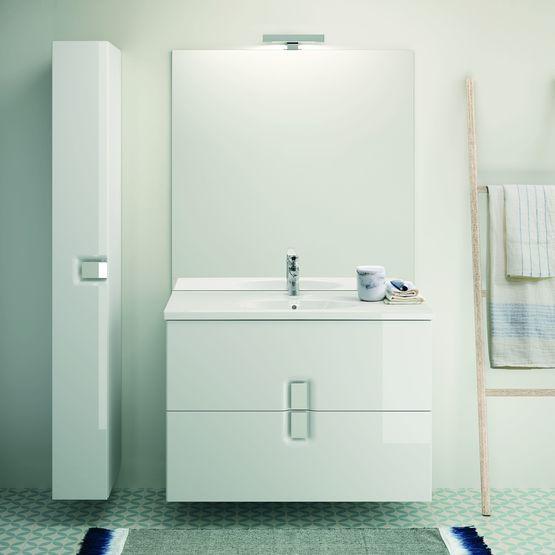 Ensemble de meuble suspendu pour salle de bains allia for Ou acheter salle de bain
