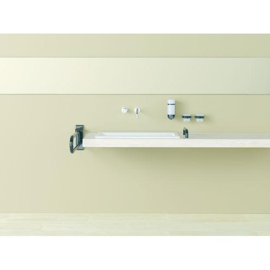 Equipements de salles de bains pour personnes mobilit - Salle de bain pour personnes a mobilite reduite ...