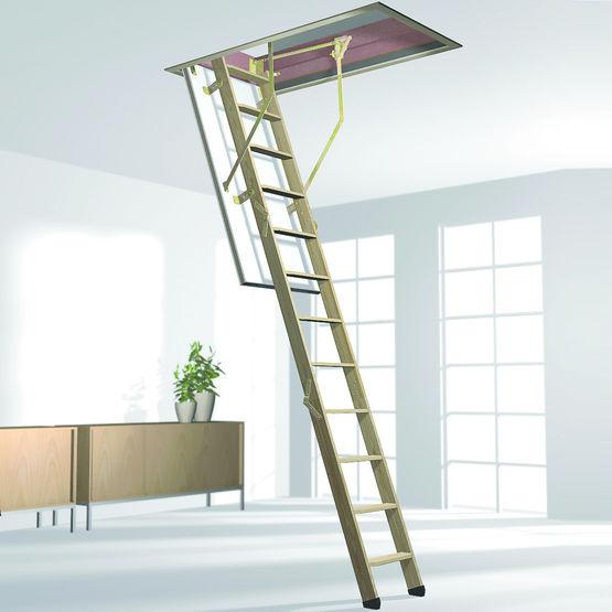 escalier bois escamotable coupe feu escalier escamotable f30 twinsafe roto frank. Black Bedroom Furniture Sets. Home Design Ideas
