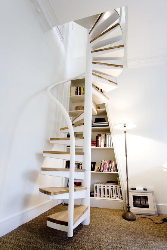 escalier h lico dal main courante flottante ehi. Black Bedroom Furniture Sets. Home Design Ideas