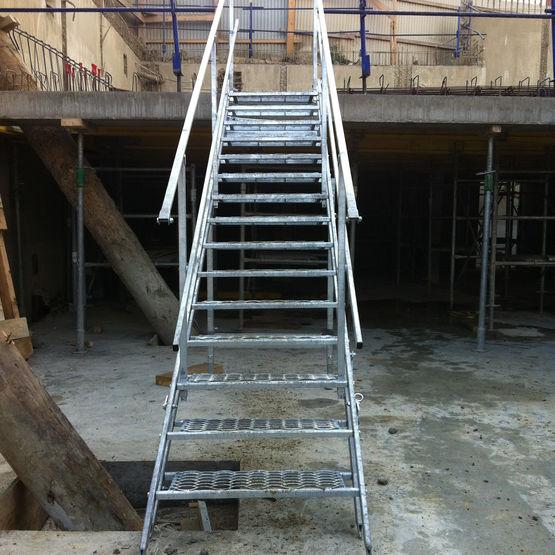 escalier modulable conomique emap eco anoxa. Black Bedroom Furniture Sets. Home Design Ideas