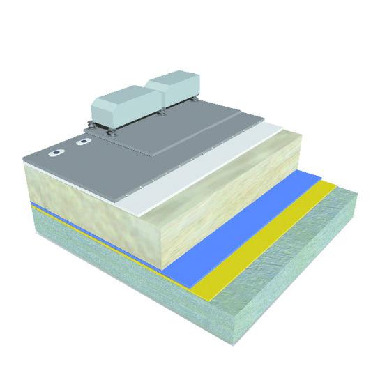 etanch it synth tique sous lestage pour toiture accessible alkorplan l renolit. Black Bedroom Furniture Sets. Home Design Ideas
