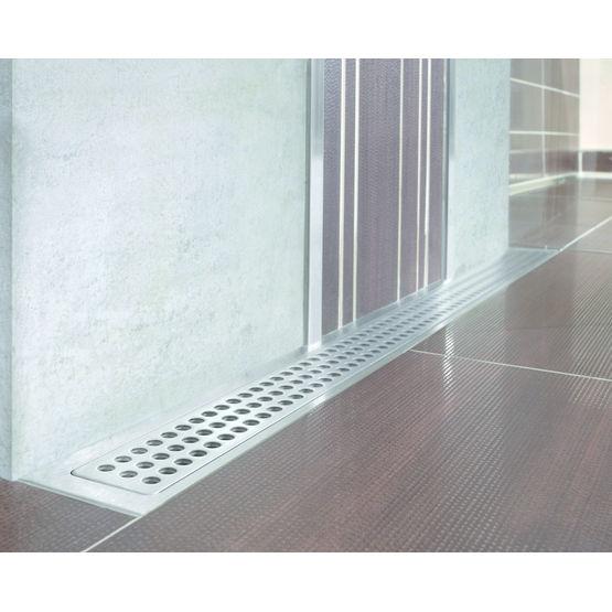 vacuation pour douche l 39 italienne ti line dural. Black Bedroom Furniture Sets. Home Design Ideas