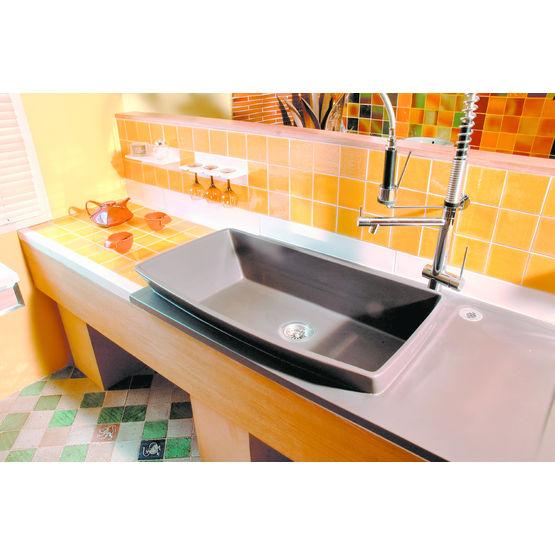 eviers et vasques en terre cuite maill e rairies montrieux. Black Bedroom Furniture Sets. Home Design Ideas