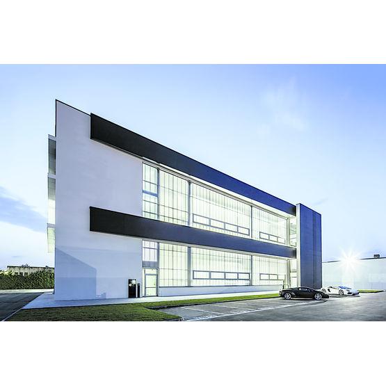 Cloison translucide en polycarbonate maison design for Cloison translucide en polycarbonate
