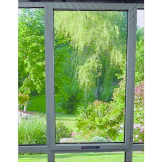 Fenêtre à Soufflet Motorisée Pour Gestion De Laération Naturelle