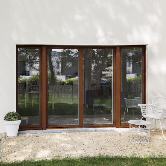 Fenêtre Alupvc Pour Constructions Neuves Coloriance Bouvet