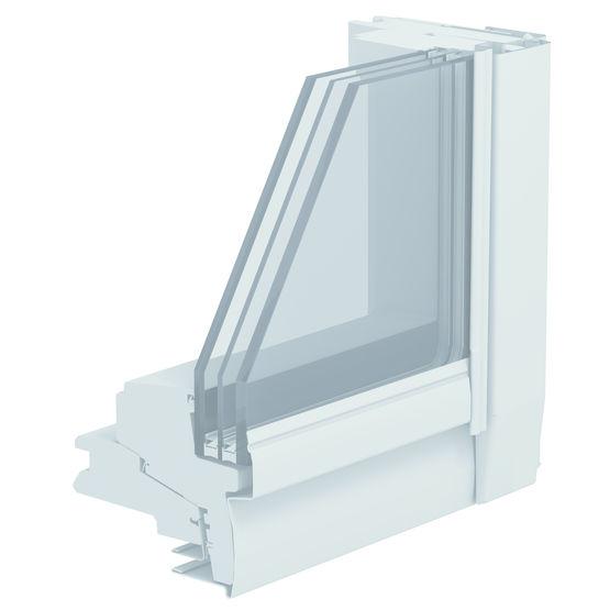 Fenêtre De Toit à Performance Acoustique élevée Fenêtre Triple