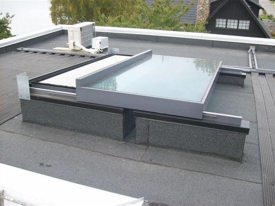 Fen tre de toit coulissante ouverture totale gv for Devis fenetre de toit