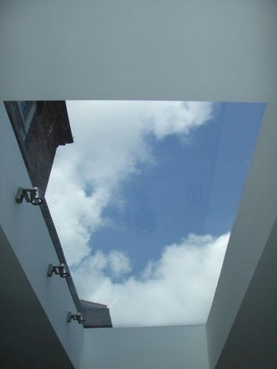 Fen tre de toit fixe double vitrage gv flushglaze de for Fenetre de toit fixe