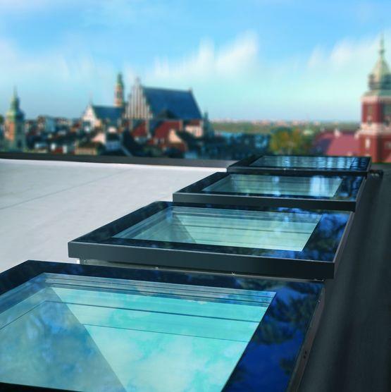 Fen tre de toit plat profil s color s def du6 - Fenetre de toit plat ...
